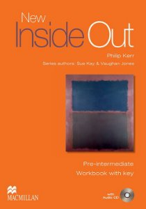New Inside Out Workbook With Audio CD-Pre-Intermediate (W/Key)