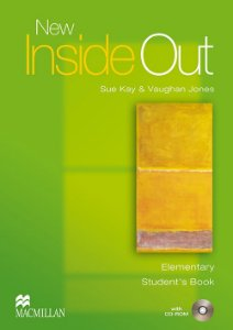 New Inside Out Student's Book With CD-Rom-Elem.