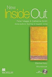 New Inside Out Workbook With Audio CD-Elem. (No/Key)