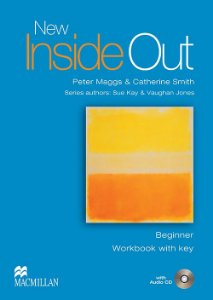 New Inside Out Workbook With Audio CD-Beginner (W/Key)