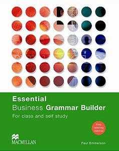 Essential Business Grammar Builder With Audio CD