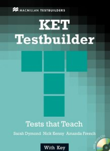 Ket Testbuilder With Audio CD (W/Key)