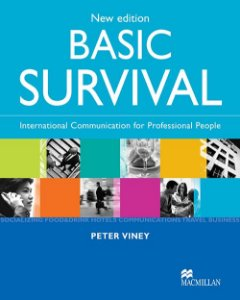 Basic Survival Student's Book With Audio CD