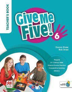 Give Me Five! 6 - Teacher's Book Pack