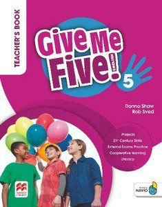 Give Me Five! 5 - Teacher's Book Pack