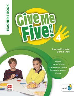Give Me Five! 4 - Teacher's Book Pack