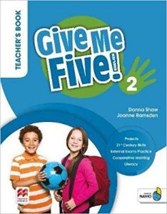 Give Me Five! 2 - Teacher's Book Pack