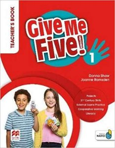 Give Me Five! 1 - Teacher's Book Pack Basics