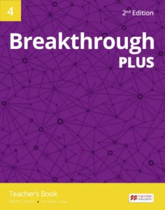Breakthrough Plus 2nd Teacher's Book Premium Pack-4