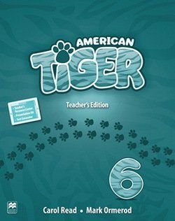 American Tiger 6 - Teacher's Edition Pack