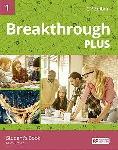 Breakthrough Plus 2nd Student's Book Premium Pack-1