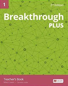 Breakthrough Plus 2nd Teacher's Book Premium Pack-1