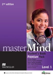 Mastermind 2nd Edition Student's Book W/Webcode & Dvd Premium-1