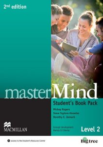 Mastermind 2nd Edition Student's Book W/Webcode & Dvd-2