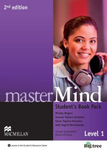 Mastermind 2nd Edition Student's Book W/Webcode & Dvd-1