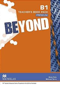 Beyond Teacher's Book Premium Pack-B1