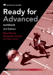Ready For Adv 3Rd Edition Workbook W/Audio CD (No/Key)