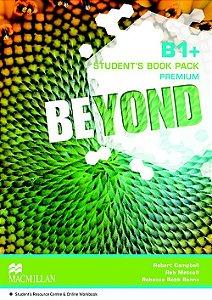 Beyond Student's Book Premium Pack-B1+