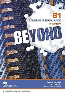 Beyond Student's Book Premium Pack-B1