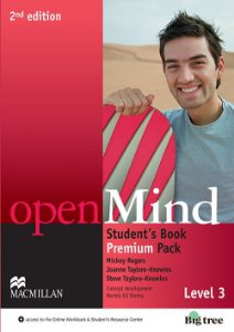 Openmind 2nd Edition Student's Book Premium Pack-3