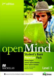 Openmind 2nd Edition Student's Book Premium Pack-1