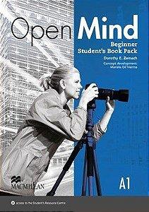 Open Mind - Beginner - Student's Book Pack