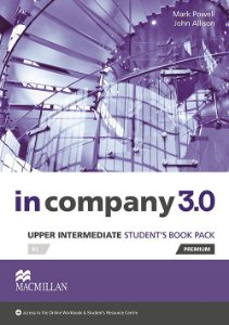 In Company 3.0 Student's Book With Web Access Wb-Upper-Intermediate