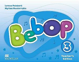 Bebop 3 - Teacher's Book With Website Code