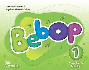 Bebop 1 - Teacher's Book With Website Code