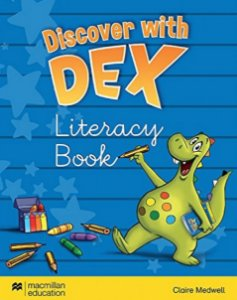 Discover With Dex - Literacy Book