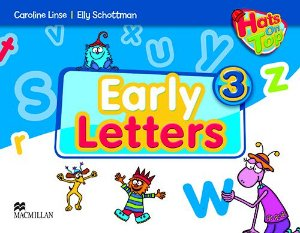 Hats On Top Early Letters Book-3