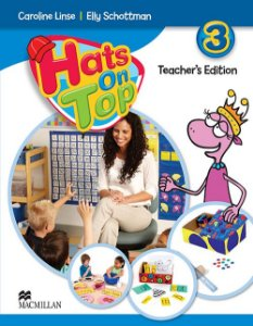 Hats On Top Teacher's Edition & Webcode-3