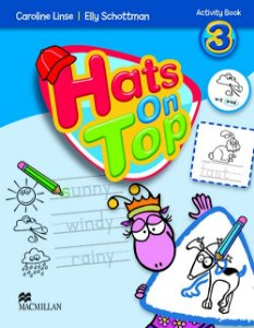 Hats On Top Activity Book-3