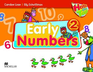 Hats On Top Early Numbers Book-2