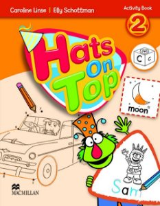 Hats On Top Activity Book-2