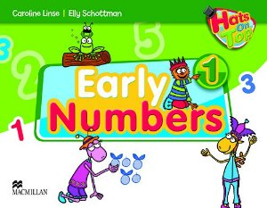 Hats On Top Early Numbers Book-1