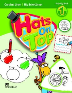 Hats On Top Activity Book-1