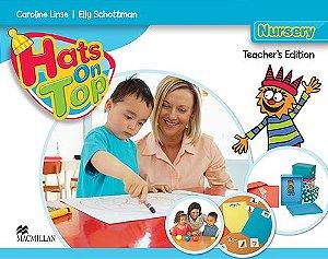 Hats On Top Teacher's Edition & Webcode-Nursery