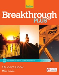 Breakthrough Plus Student's Book With Digibook-Intro