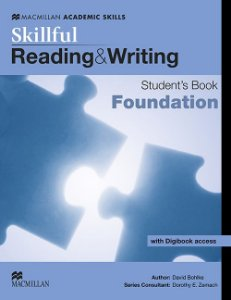 Skillful Reading & Writing Student's Book W/Digibook-Foundation