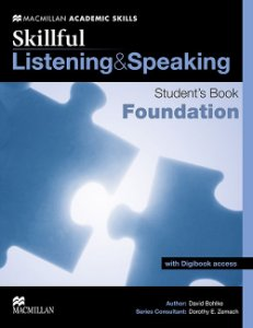 Skillful Listening & Speaking Student's Book-Foundation