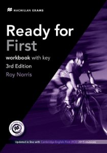Ready For First 3Rd Edition Workbook With Audio CD (W/Key)
