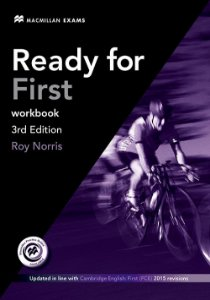 Ready For First 3Rd Edition Workbook With Audio CD (No/Key)