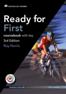 Ready For First 3Rd Edition Student's Book W/Audio CD (W/Key)