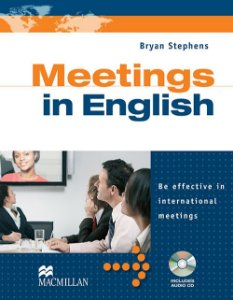 Meetings In English With CD-Rom