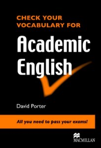 Check Your Vocababulary For Academic English