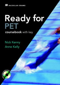 Ready For Pet New Edition Student's Book With CD-Rom (W/Key)