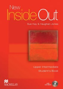 New Inside Out Student's Book With CD-Rom-Upper-Intermediate