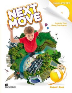 Next Move 1 Student's Book With Dvd-Rom