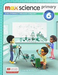 Max Science 6 - Primary - Workbook